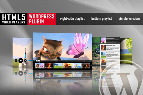 CodeCanyon HTML5 Video Player With Playlist