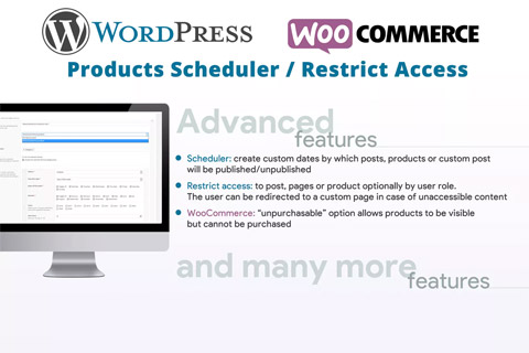 CodeCanyon Products Scheduler Restrict Access