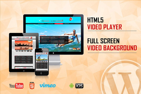 CodeCanyon Video Player & FullScreen Video Background