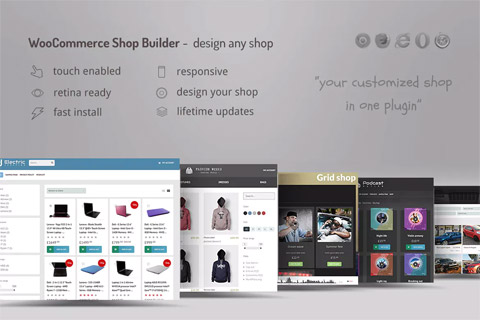 CodeCanyon WooCommerce Shop Page Builder