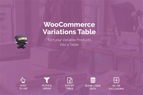 CodeCanyon WooCommerce Variations Table