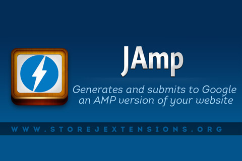JeXtensions Store JAmp