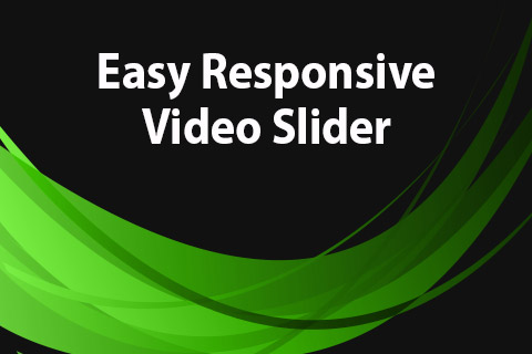 JoomClub Easy Responsive Video Slider
