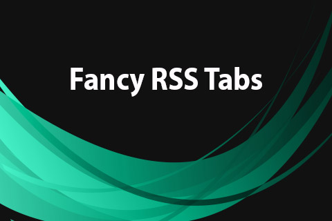 JoomClub Fancy RSS Tabs