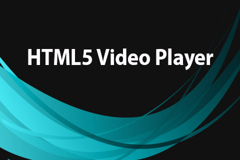 Joomla расширение JoomClub HTML5 Video Player