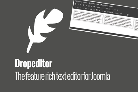 JoomUnited DropEditor Pro