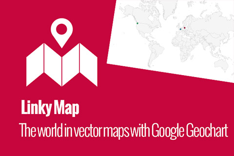 JoomUnited Linky Map