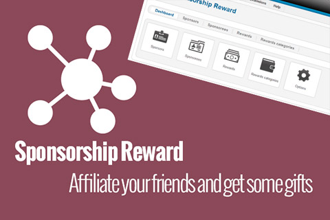 JoomUnited Sponsorship Reward