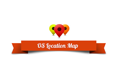 OS Location Map