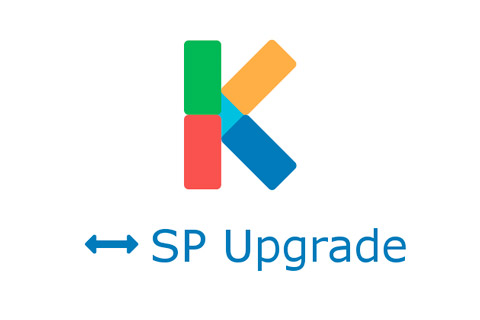 SP Upgrade
