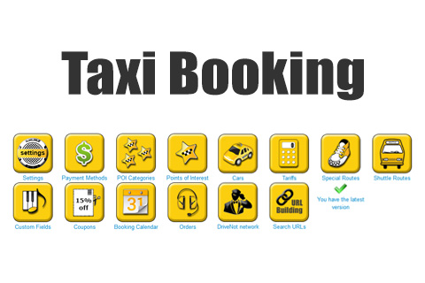 Taxi Booking Pro