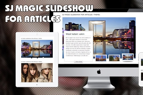 SJ Amazing Slideshow for Articles
