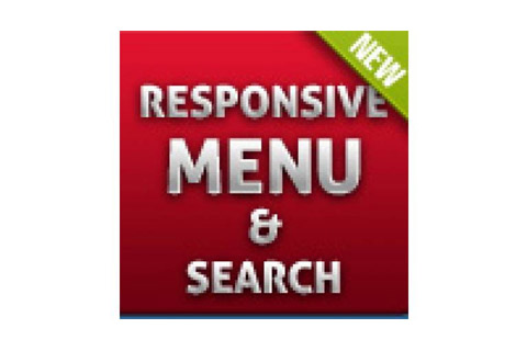 Unite Responsive Menu & Search