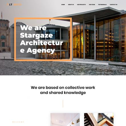 LTheme Arch OnePage