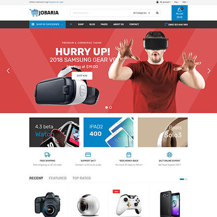ThemeForest Jobaria
