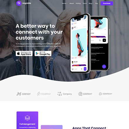 ThemeForest Appside