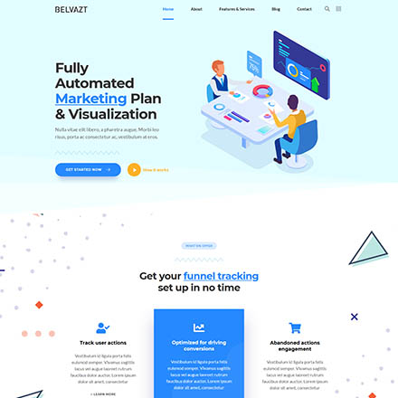 ThemeForest Belvazt