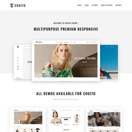ThemeForest Cogito