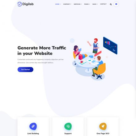 ThemeForest Digilab
