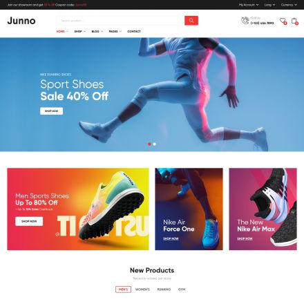 ThemeForest Junno