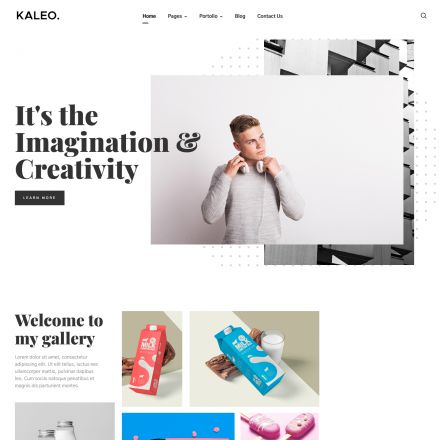 ThemeForest Kaleo