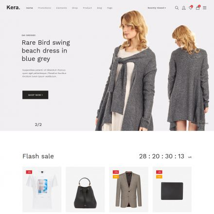 ThemeForest Kera