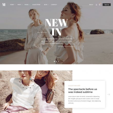 ThemeForest Moren
