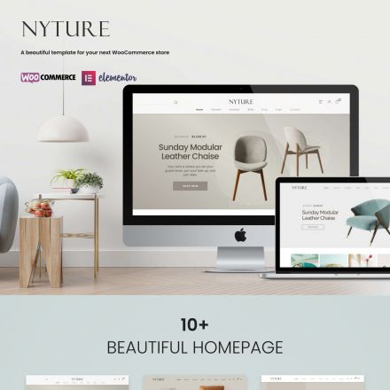 ThemeForest Nyture