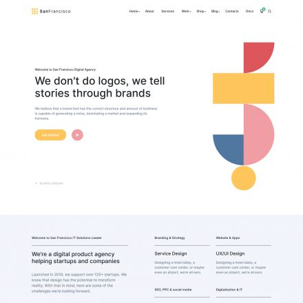 ThemeForest San Francisco