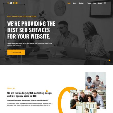 AGE Themes SEO Onepage