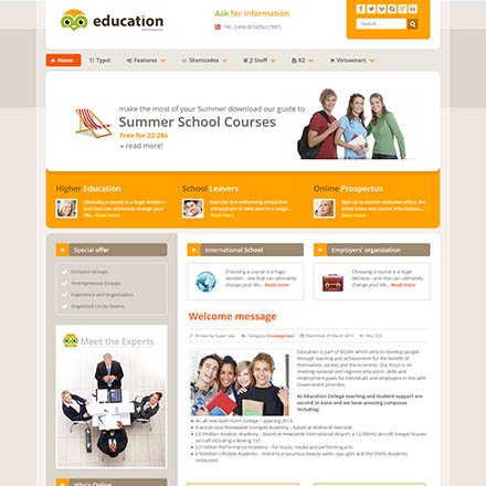 BonusThemes Education