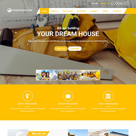 BowThemes Construction