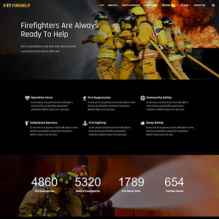 EngineTemplates Firehelp