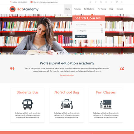 HotThemes Academy