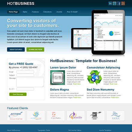 HotThemes Business