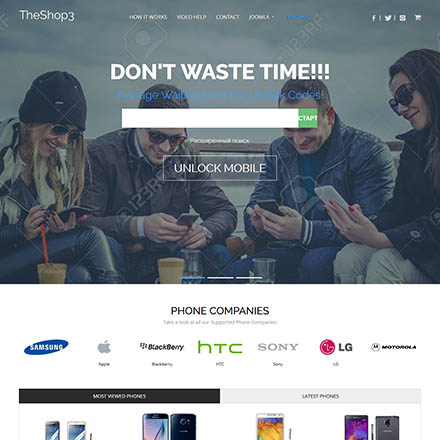 IceTheme TheShop 3
