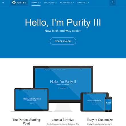 JoomlArt Purity III