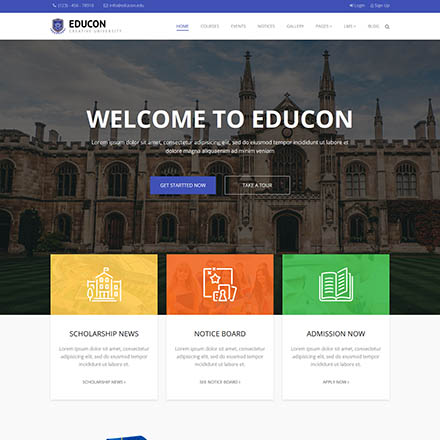JoomShaper Educon
