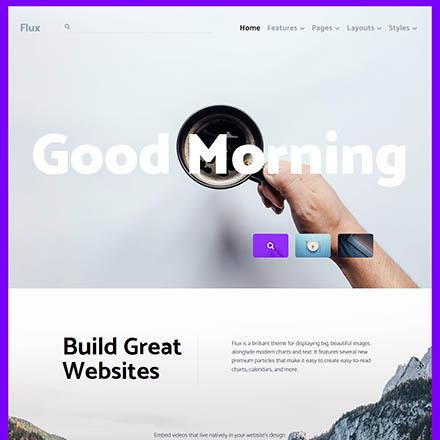 Flux создание сайтов сделать интернет магазин на юкозе