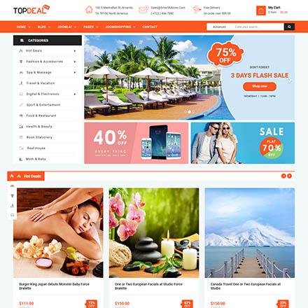 30+ best ecommerce joomla templates 2018 jooexplorer.